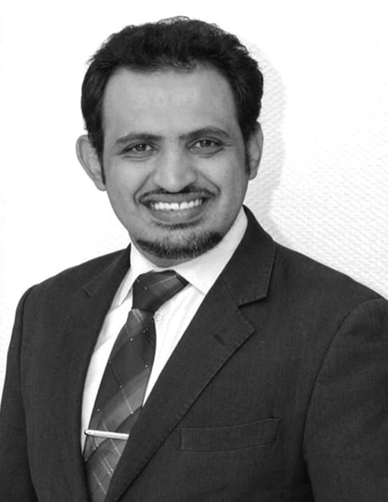 Mr. Mohammed Qahtani